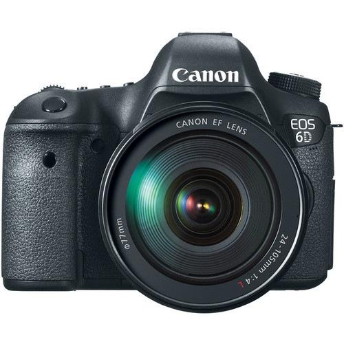 Фото - Фотоаппарат Canon EOS 6D body (8037B023) офіц