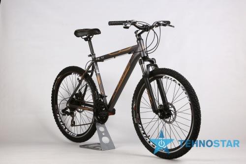 Фото - Велосипед Crossride XC-100 26/ рама17 черный