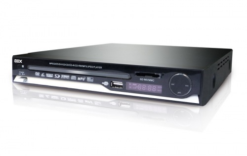 Фото - DVD(Blu-Ray)-проигрыватель DEX DVP-171 (black)