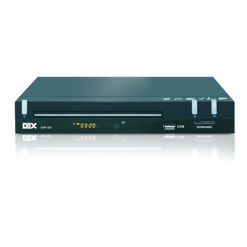 Фото - DVD(Blu-Ray)-проигрыватель DEX DVP-181