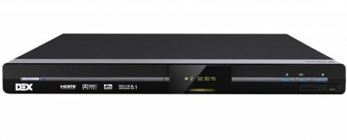 Фото - DVD(Blu-Ray)-проигрыватель DEX DVP-271