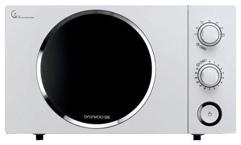 Фото - Микроволновая печь Daewoo KOR-8A17