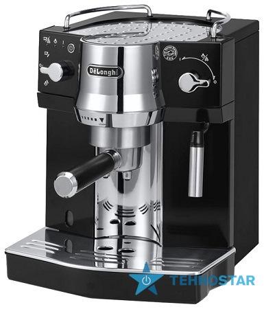 Фото - Эспрессо кофеварка Delonghi EC 820 B