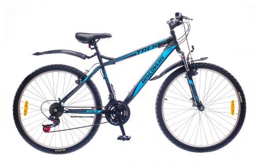 Фото - Велосипед Discovery TREK 26 14G  Vbr  рама-15