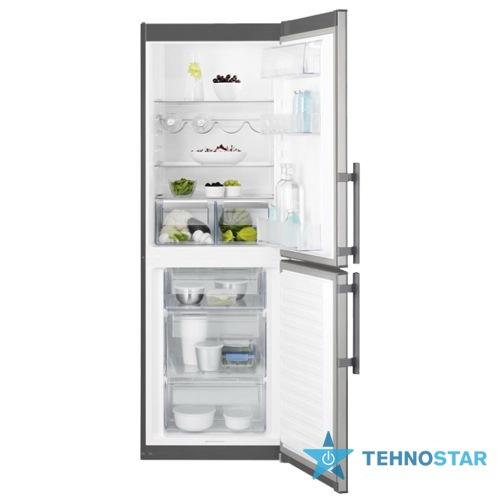 Фото - Холодильник Electrolux EN3201MOX