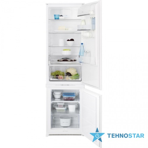 Фото - Встраиваемый холодильник Electrolux ENN 13153 AW