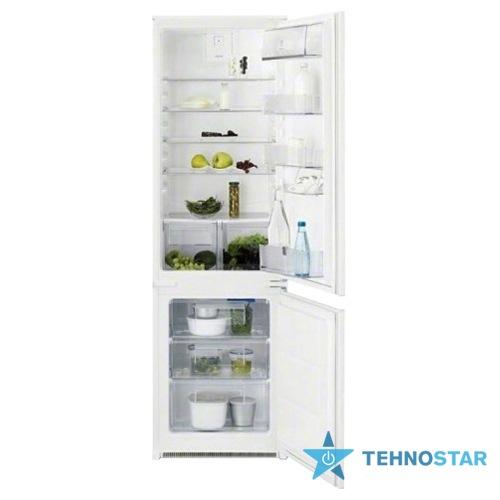 Фото - Встраиваемый холодильник Electrolux ENN92811BW