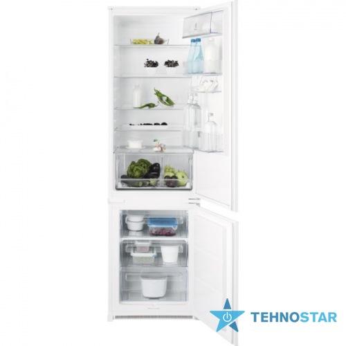 Фото - Встраиваемый холодильник Electrolux ENN93111AW