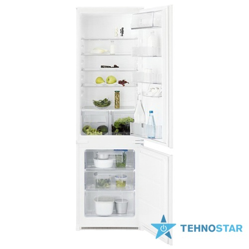 Фото - Встраиваемый холодильник Electrolux ENN 12801 AW