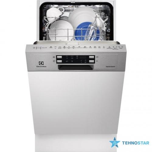 Фото - Посудомоечная машина Electrolux ESI 4500 LOX