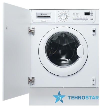Фото - Встраиваемая стиральная машина Electrolux EWG 147410 W