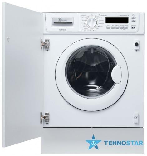 Фото - Встраиваемая стиральная машина Electrolux EWG 147540 W