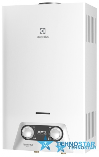 Фото - Газовый водонагреватель Electrolux GWH 265 ERN Nano Plus