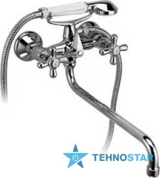 Фото - Смеситель для ванны Ferro Retro XR11AG