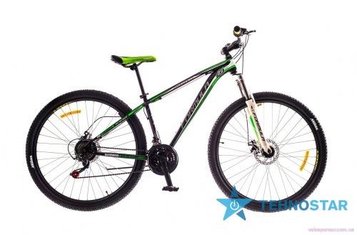 Фото - Велосипед Formula ATLANT AM 29 2016 14G DD St черно-салатный