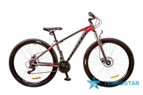 Фото - Велосипед Formula DRAGONFLY AM 14G DD рама-16