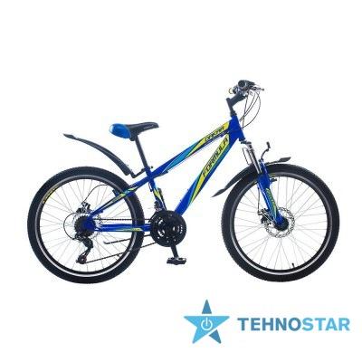 Фото - Велосипед Formula DAKAR DD 24 2015 AM 14G  St  синий
