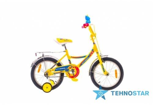 Фото - Велосипед Formula FITNESS 16 2015 14G St сине-жёлтый