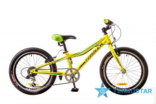 Фото - Велосипед Formula LIME  14G  Vbr  рама-10