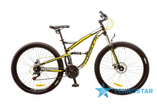 Фото - Велосипед Formula SPARK AM2 14G DD рама-18