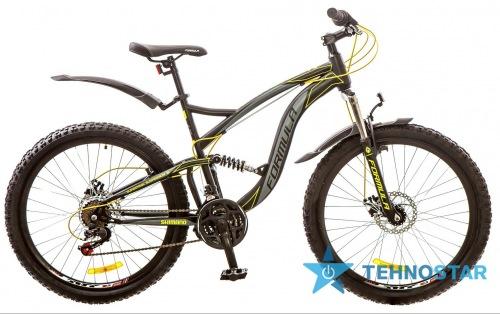 Фото - Велосипед Formula X-ROVER AM2 14G DD рама-19
