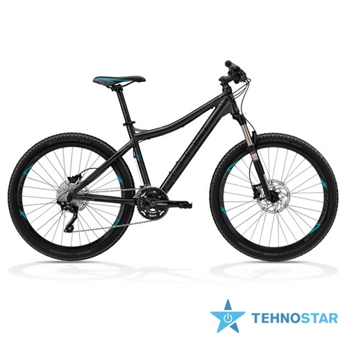 Фото - Велосипед Ghost MISS 8000 grey/black/petrol RH52 2013