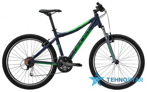 Фото - Велосипед Ghost MISS 1800 grey/green/grey RH48 2013
