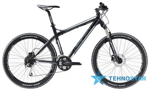 Фото - Велосипед Ghost SE 3000 black/grey/white RH40 2012