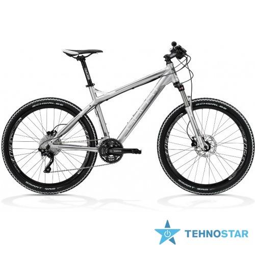 Фото - Велосипед Ghost SE 4000 grey/white/grey RH34 2013