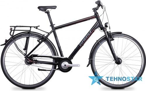 Фото - Велосипед Ghost Trekking 3500 Nexus LadyS 2014