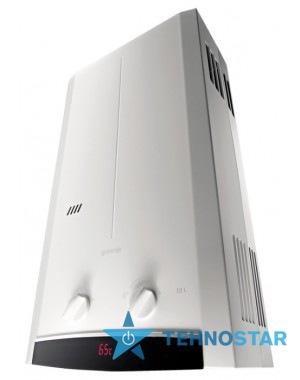 Фото - Газовый водонагреватель Gorenje GWH-10NNBW 13mbar G20 JSD20-10CL