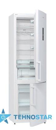 Фото - Холодильник Gorenje NRK 6201 MW