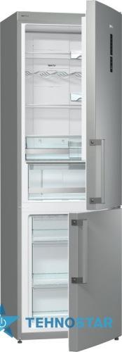Фото - Холодильник Gorenje NRK 6192 MX