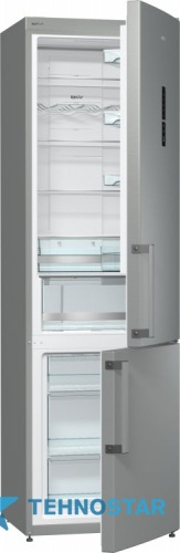 Фото - Холодильник Gorenje NRK 6201 MX