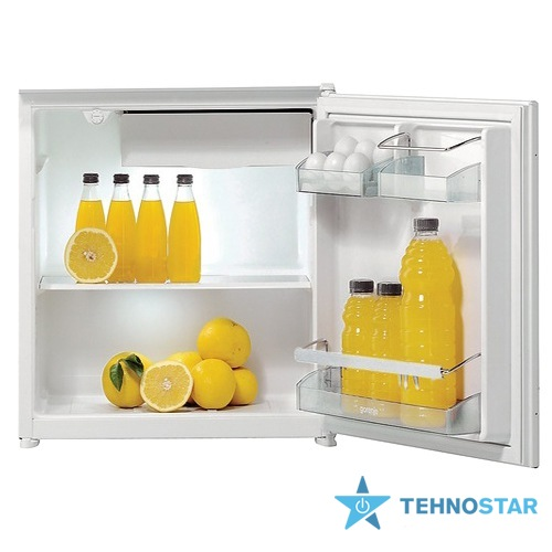 Фото - Встраиваемый холодильник Gorenje RBI4061AW