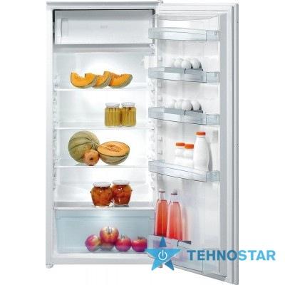 Фото - Встраиваемый холодильник Gorenje RBI4121AW