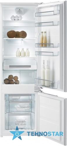 Фото - Встраиваемый холодильник Gorenje RKI5181KW