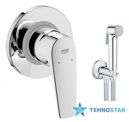 Фото - Гигиенический душ Grohe 121646 Bau Flow
