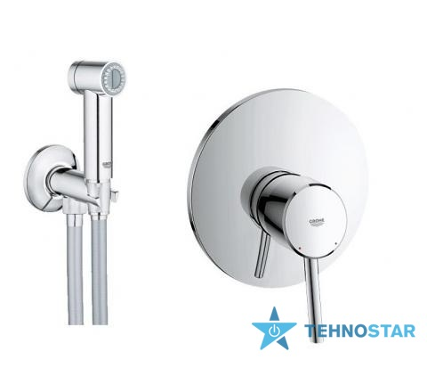 Фото - Гигиенический душ Grohe 26332007 Concetto (32213001 + 26332000)