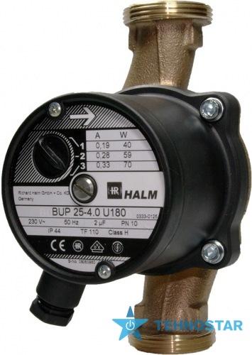 Фото - Циркуляционный насос HALM BUPA 15-1.5 U 130