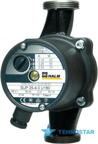 Фото - Циркуляционный насос HALM SUP 25-4.0 U 180