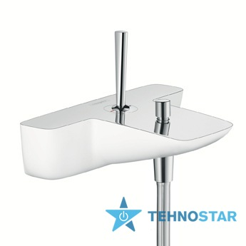 Фото - Смеситель для ванны Hansgrohe 15472400 PuraVida