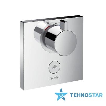 Фото - внешняя часть смесителя Hansgrohe 15761000 ShowerSelect Highflow