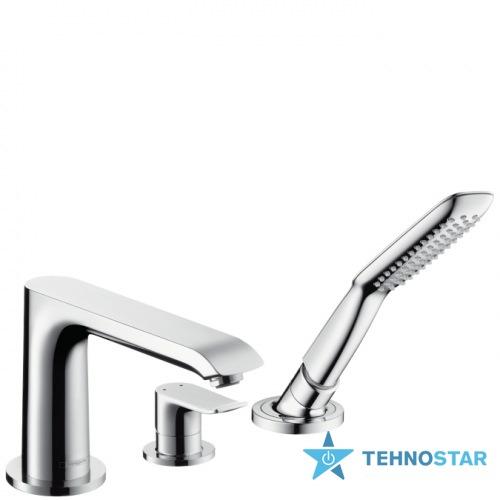 Фото - Смеситель для ванны Hansgrohe 31190000 Metris