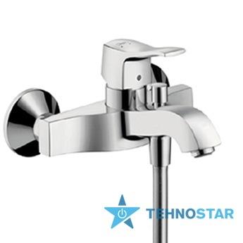 Фото - Смеситель для ванны Hansgrohe 31478820 Metris Classic