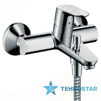 Фото - Смеситель для ванны Hansgrohe 31940000 Focus E2