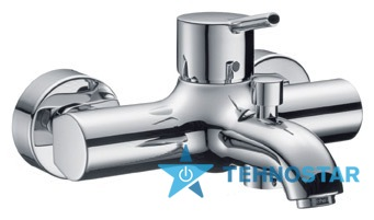 Фото - Смеситель для ванны Hansgrohe 32420000 Talis S