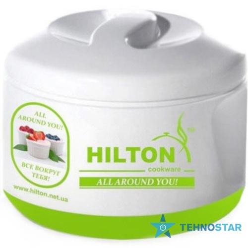 Фото - Йогуртница Hilton 3801 green JM