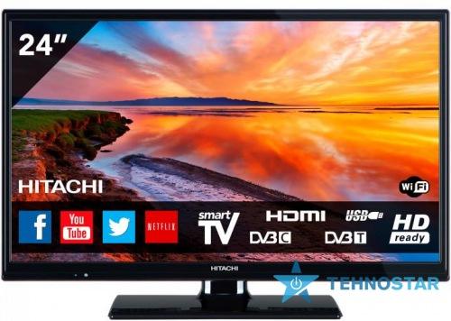 Фото - LED телевизор Hitachi 24HB4T65
