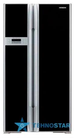 Фото - Холодильник Hitachi R-S700PUC2 (GBK)